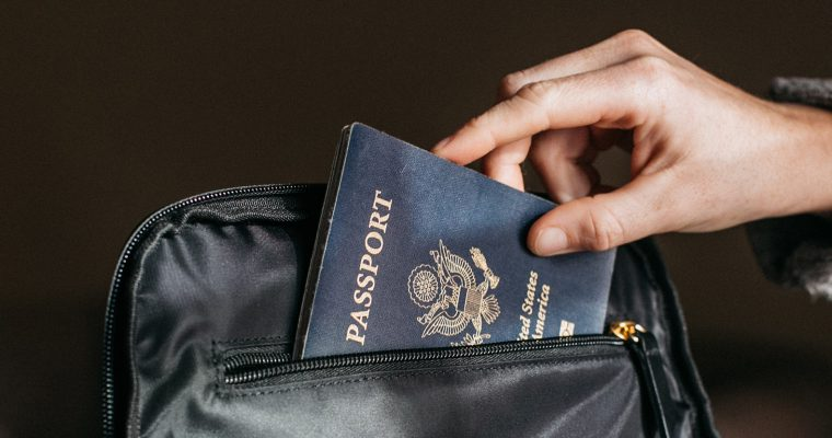 Passport safety when traveling: never hand over your passport!
