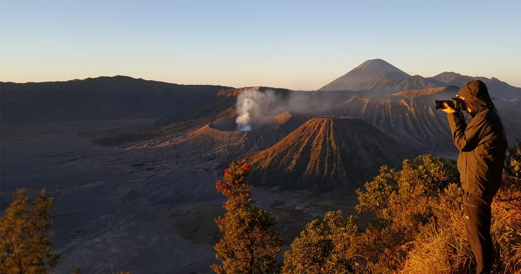 The Bromo Volcano without a tour: how to do it yourself