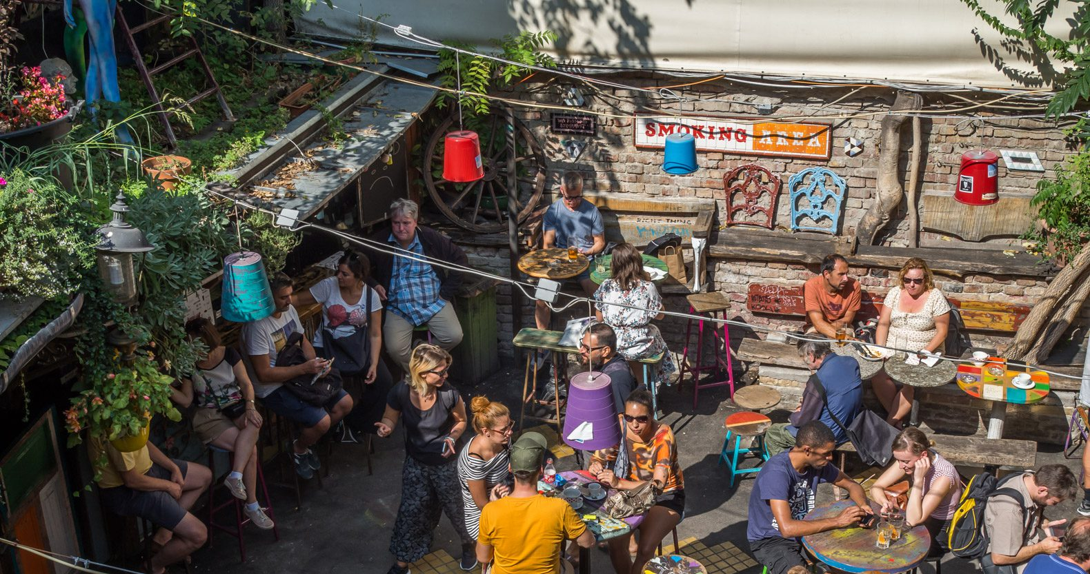Our 5 favorite ruin pubs in Budapest!