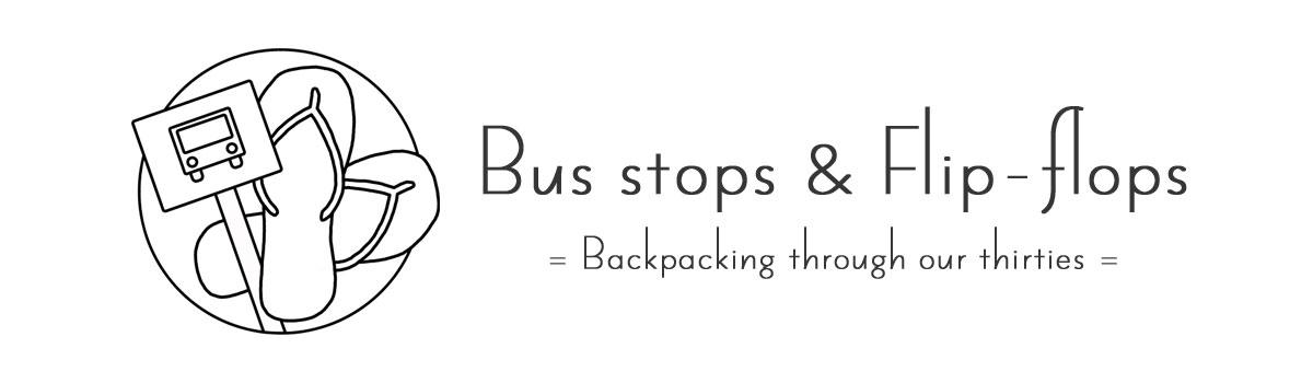 Bus stops & Flip-flops