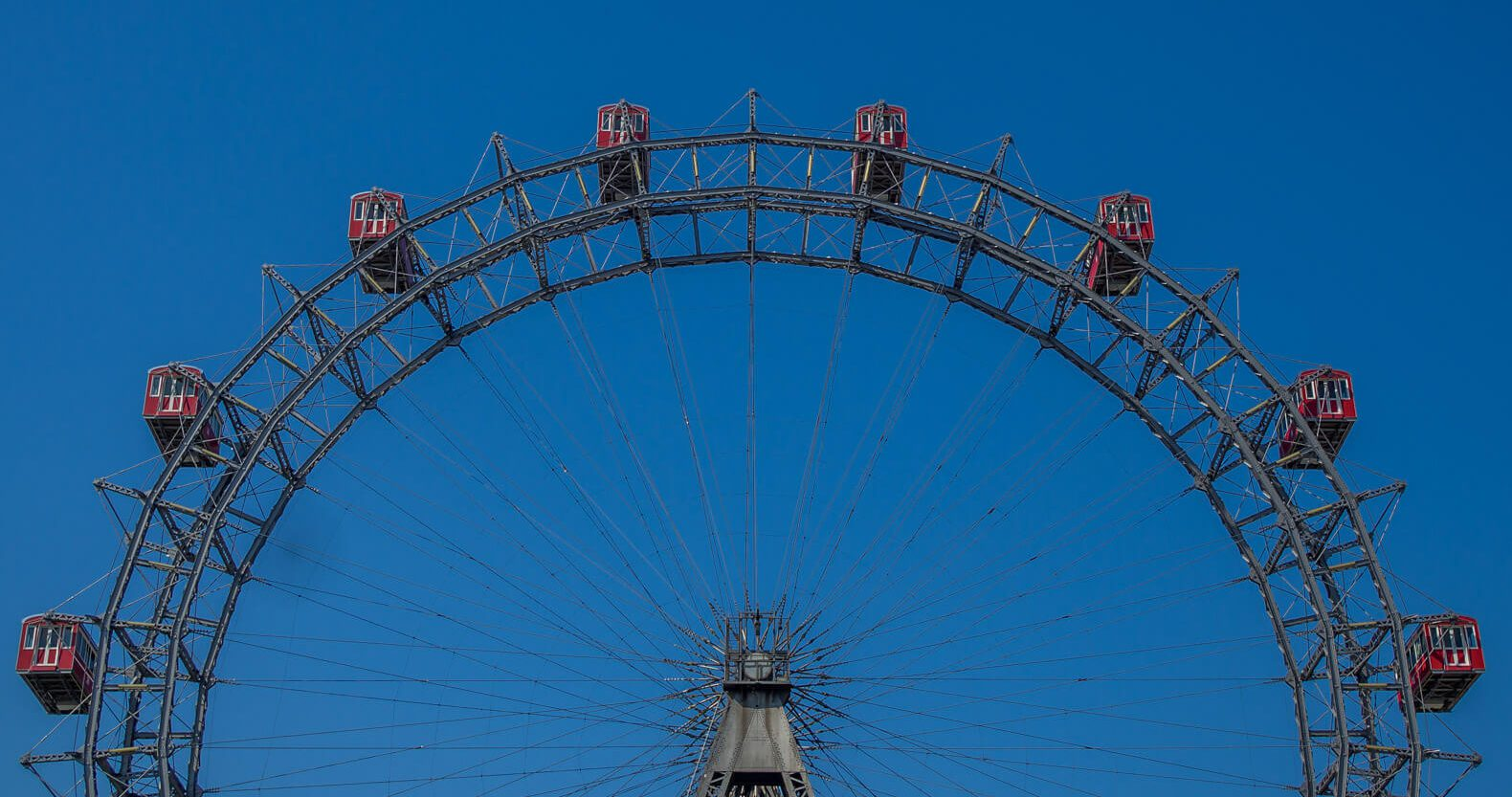 Our Central Europe Itinerary - From Vienna to Budapest - Prater