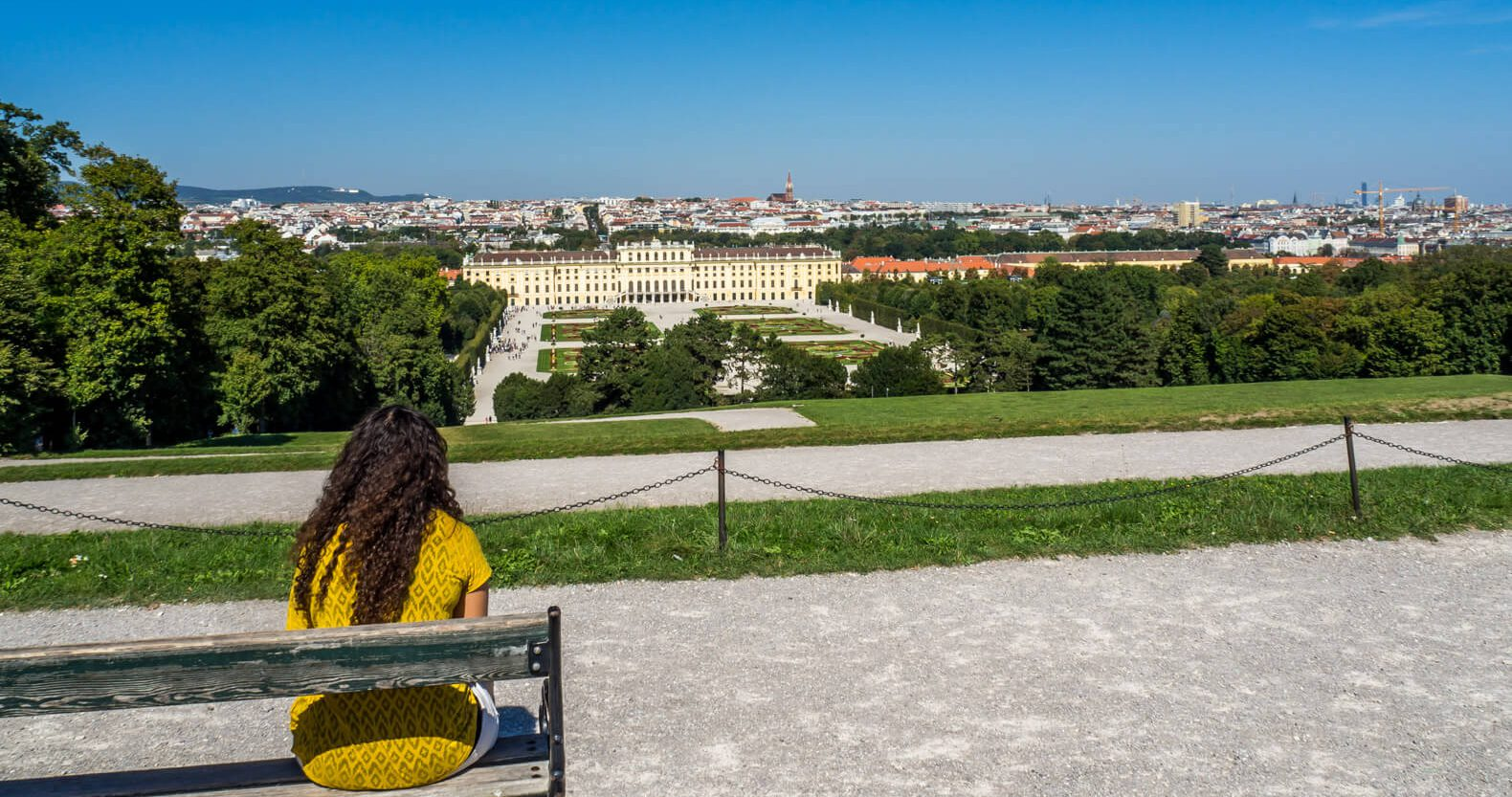 Our Central Europe Itinerary - From Vienna to Budapest - Schonbrunn