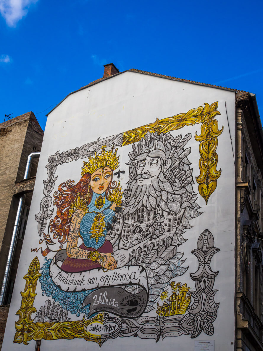 Our Central Europe Itinerary - From Vienna to Budapest - Street Art