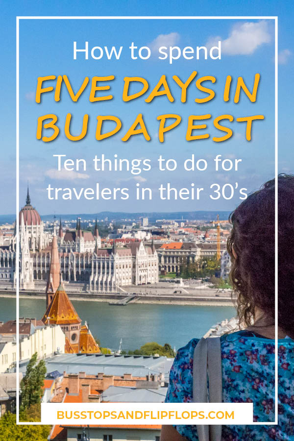 Are you looking for a cultural getaway in Central Europe? Do you like delicious (and cheap!) food and drinks? Then Budapest, the capital of Hungary, is the city for you! Visit this city in spring or fall to avoid the heat of summer and enjoy all the highlights without the masses of tourists. We'll show you 10 awesome things to do when you're traveling in your thirties.
