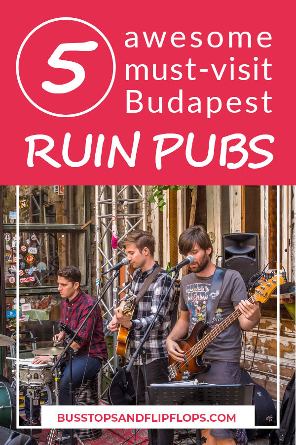 This collection of ruin pubs in Budapest has it all: ruin bars for drinking, eating, dancing, relaxing and even shopping. Admire the buildings, have a beer and enjoy the city's nightlife. A must-do when on your travels to Hungary!