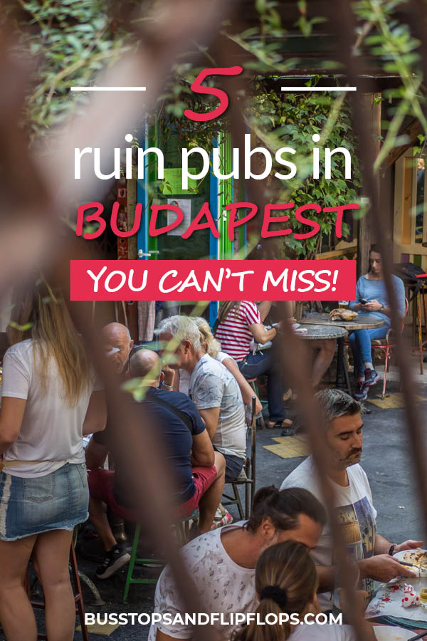 Check out our top picks for the best ruin pubs in Budapest. This list takes you from morning to evening with a variety of ruin bars for both drinking and eating. Discover the forerly abandoned buildings in the Jewish Quarter and their converted gardens.