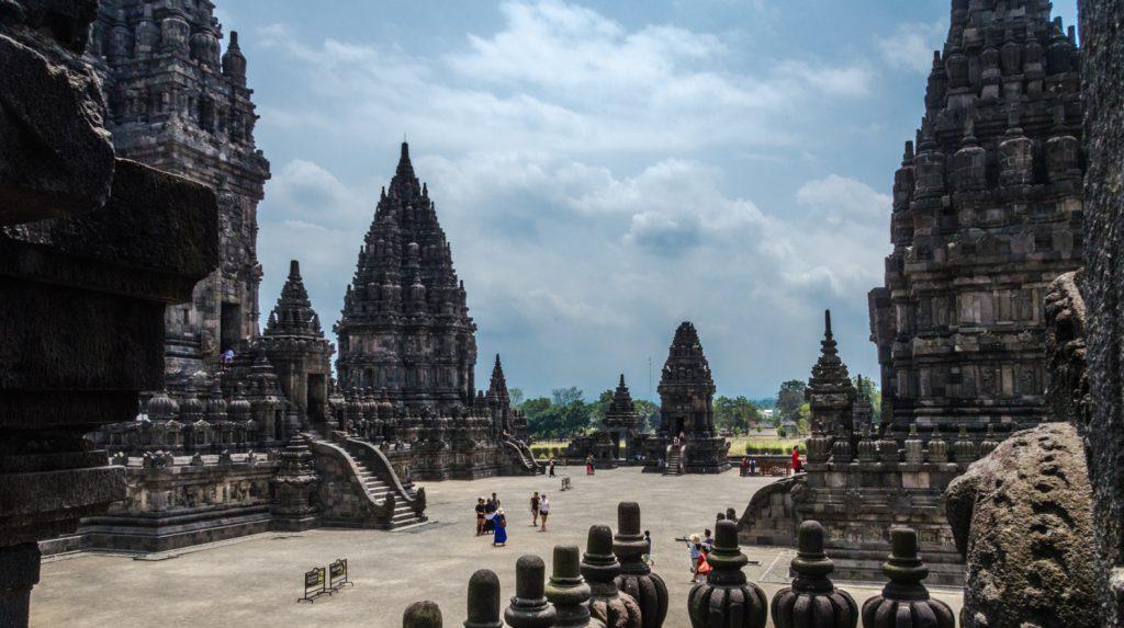 Awesome things to do in Yogyakarta - Temple complex Prambanan