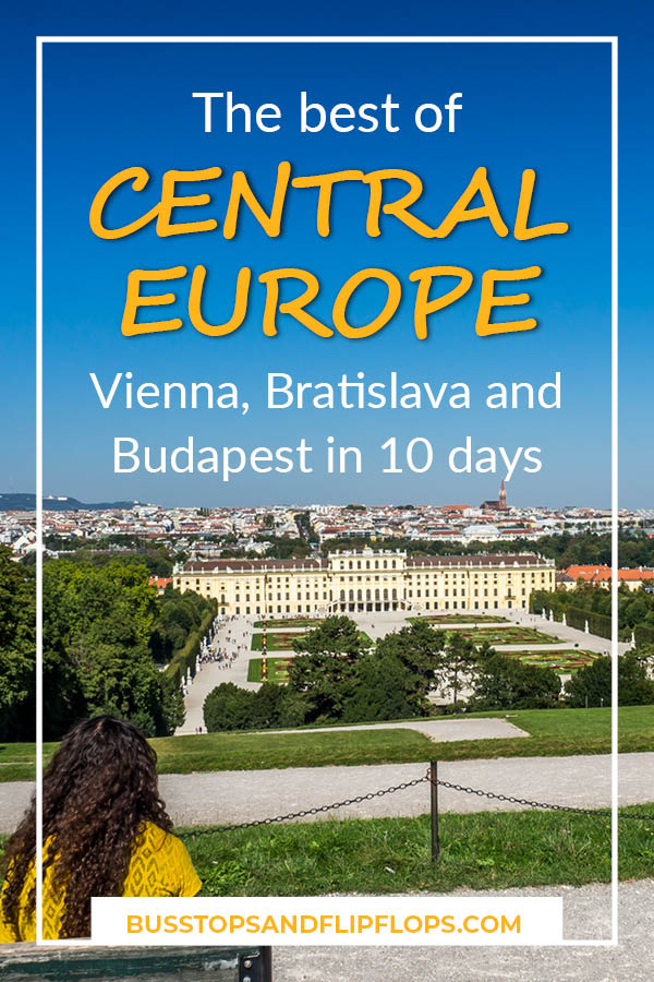 Look no further! Your Central Europe itinerary is right here. Visit three amazing cities in three beautiful countries in a 10 day trip. Go check it out!