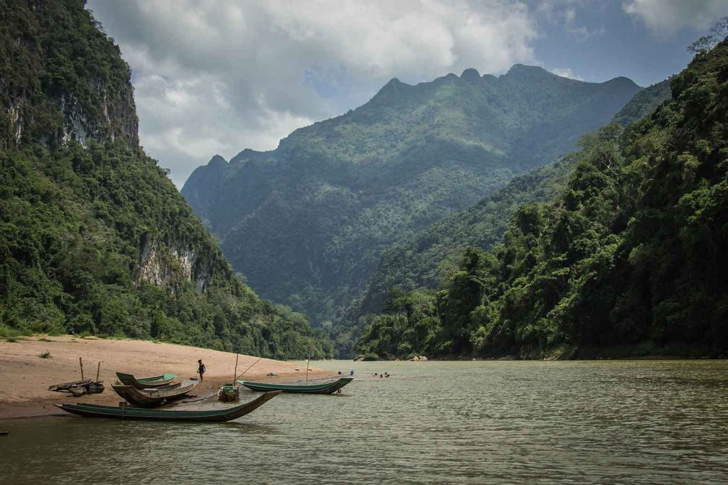 Gettig off the tourist trail in Laos: a must for your round the world trip itinerary