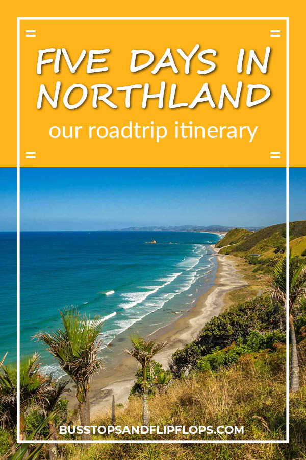 Are you looking for an itinerary for the North Island of New Zealand? You should definitely add Northland to your list! Visit Waipu caves, the Bay of Islands, Waipoua Forest and many more highlights!