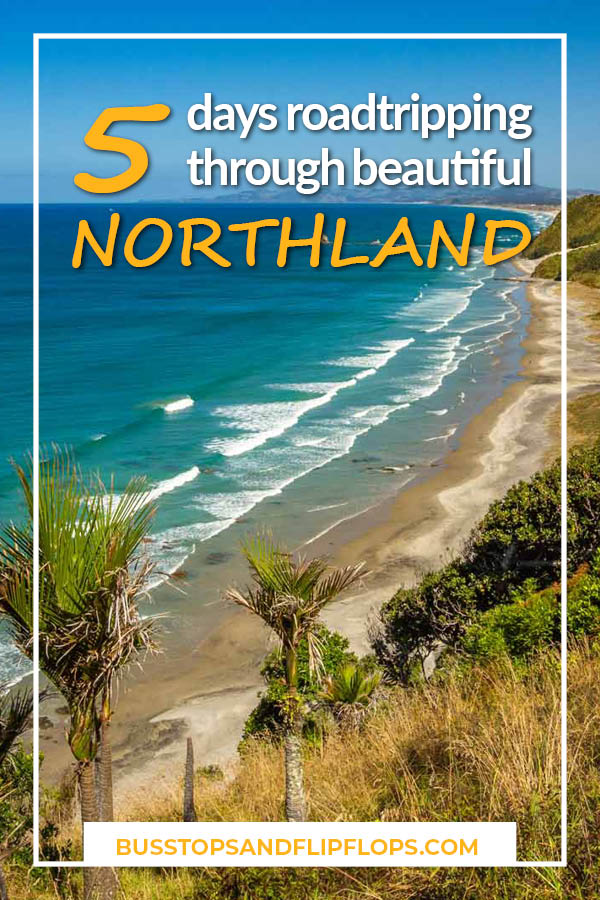 Don't miss the most Northern part of New Zealand. The Northland region is one of the most beautiful parts of the North Island. Follow us on our roadtrip and read our 5 day itinerary!