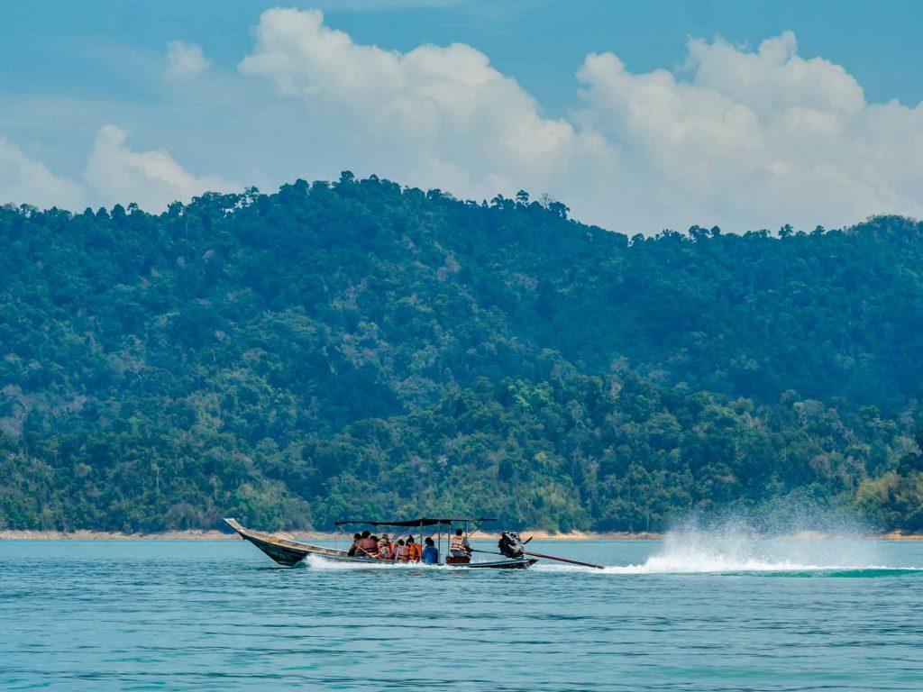 Khao Sok National Park Scenic Boat Tour