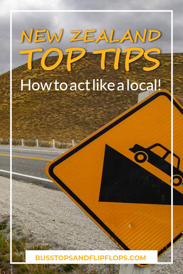 When you are on holiday in New Zealand you want to blend in! Here are some tips to do as the New Zealand people do!