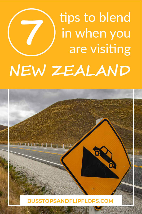 Want to blend in with the locals? Read all about our tips and learn how to act as the New Zealand people do.