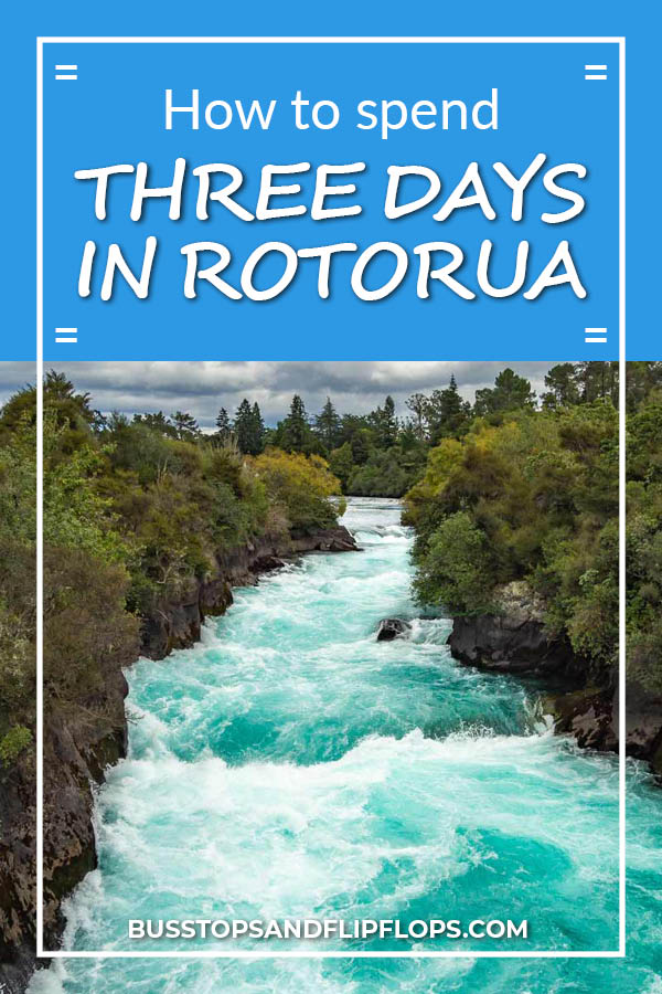 Rotorua things to do include the geothermal parks, lakes and redwood forest. We'll show you the best so you can create your three day Rotorua itinerary!