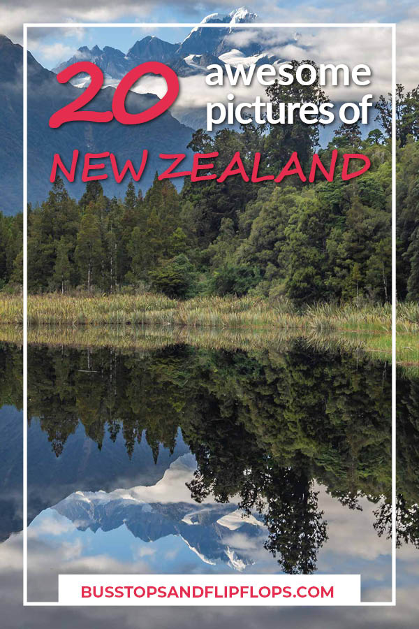There is no country in the world that has so many beautiful places as New Zealand. Find out our 20 favourite New Zealand pictures we took, while traveling through the country.