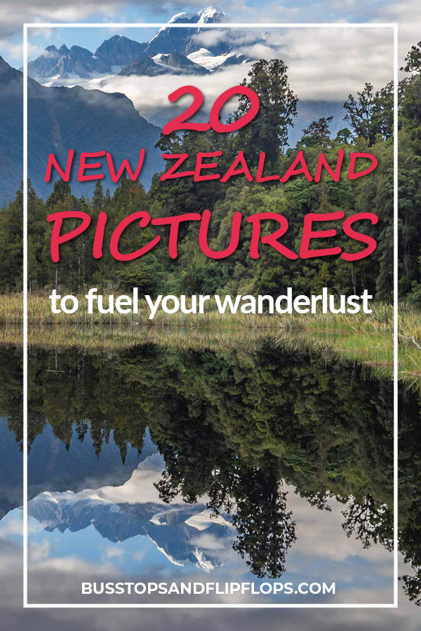 We took some beautiful New Zealand pictures during our travels through this absolutely stunning country. Read our blog, fuel your wanderlust and book your ticket!