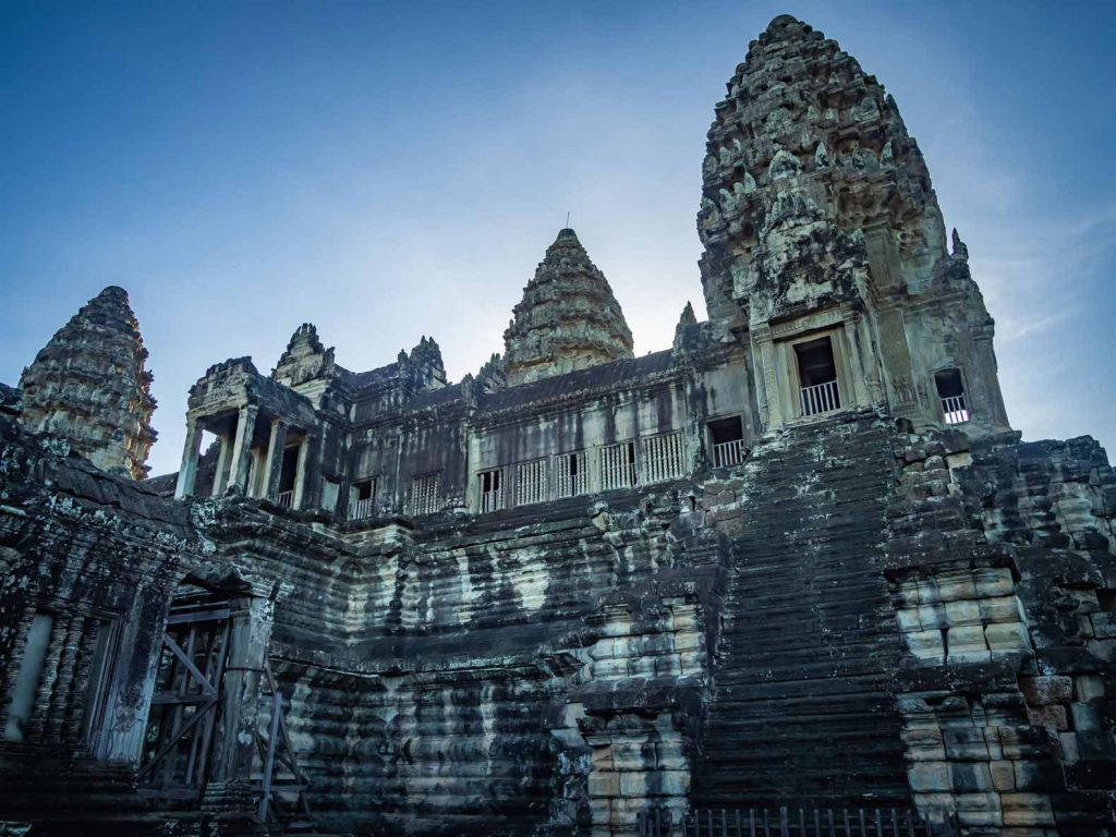 Angkor Wat without the crowds
