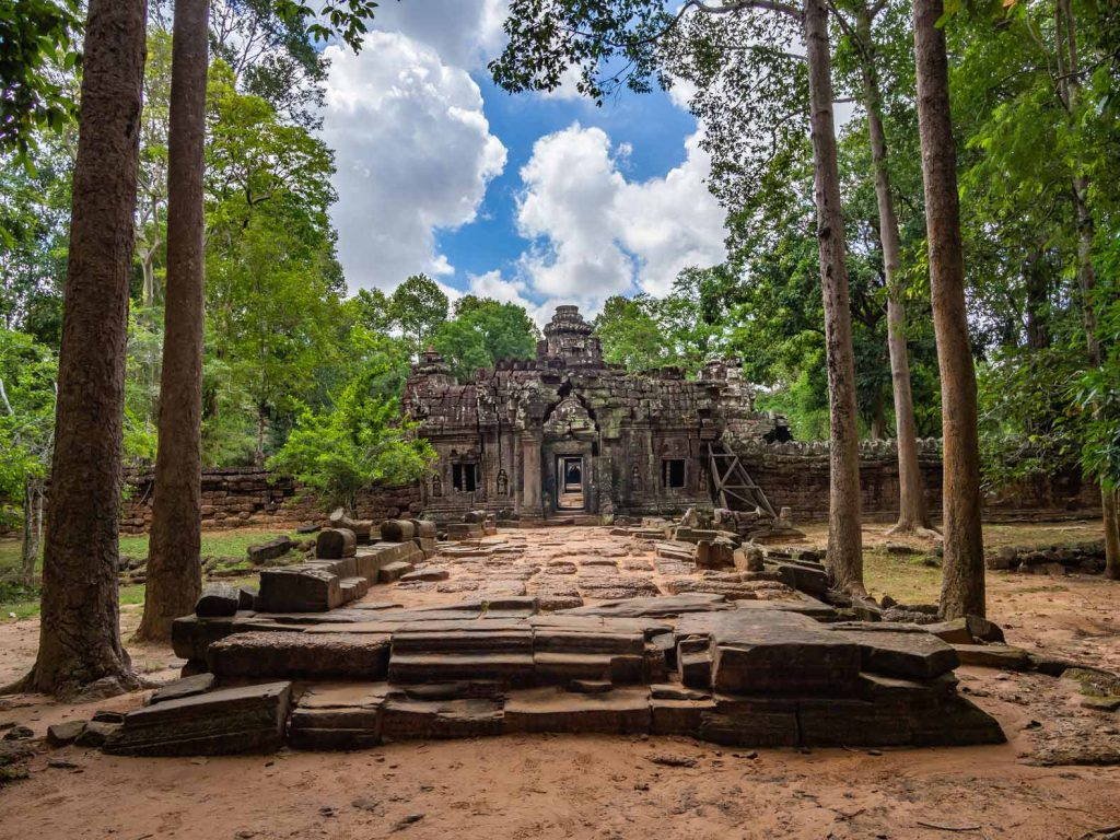 Banteay Kdei Temple: Angkor Wat without the crowds