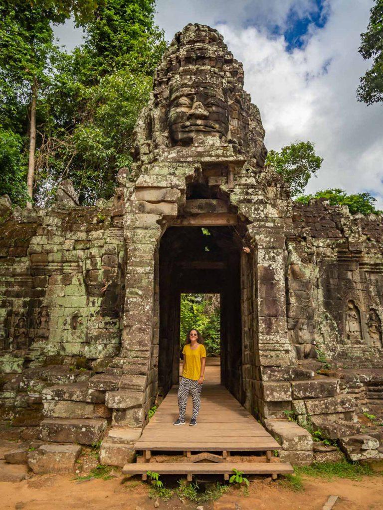 Banteay Kdei Temple 2