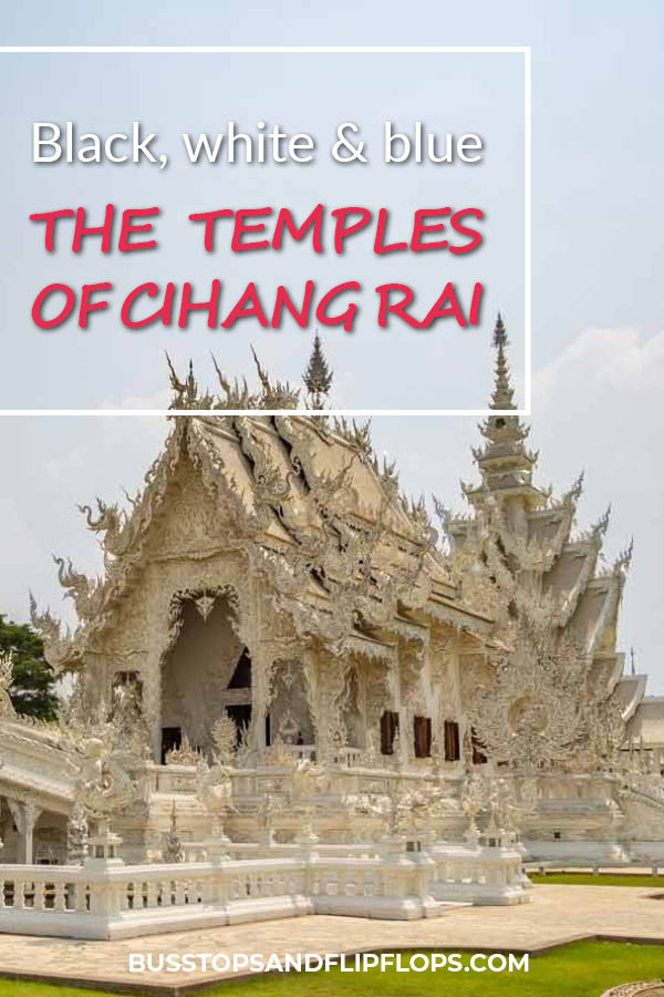Don't make the mistake of only passing through Chiang Rai on your way to Laos! Allow yourself a few days here and discover the White Temple, Black House and Blue Temple. We're sure you'll love this place, its friendly atmosphere and amazing highlights!