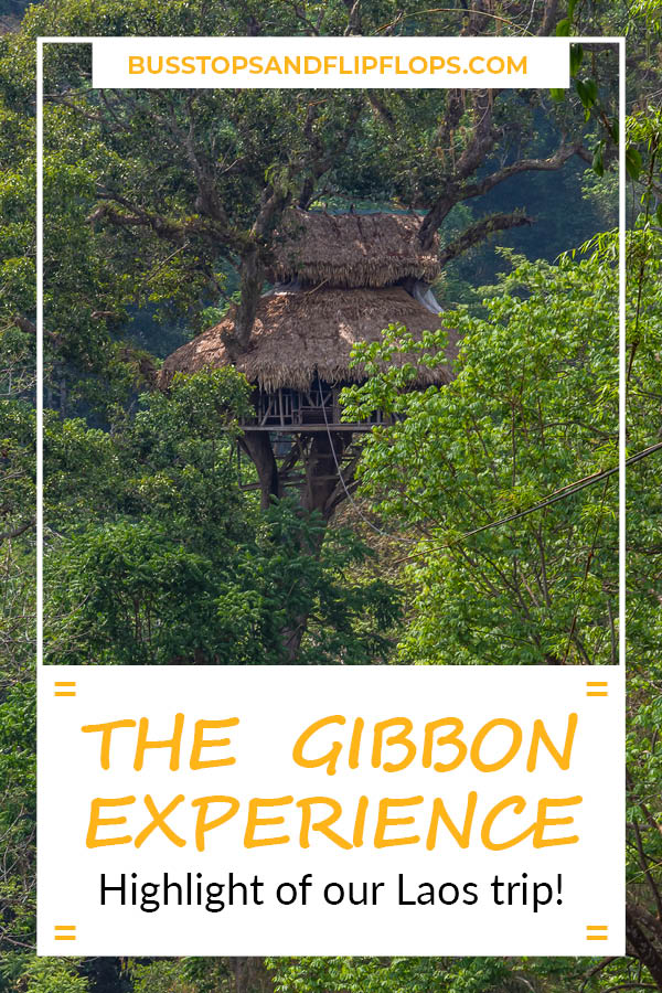 The Gibbon Experience Laos; the one and only true adventure where you'll feel like a gibbon flying through the jungle. We did the Classic Experience and absolutely loved it. Be inspired!