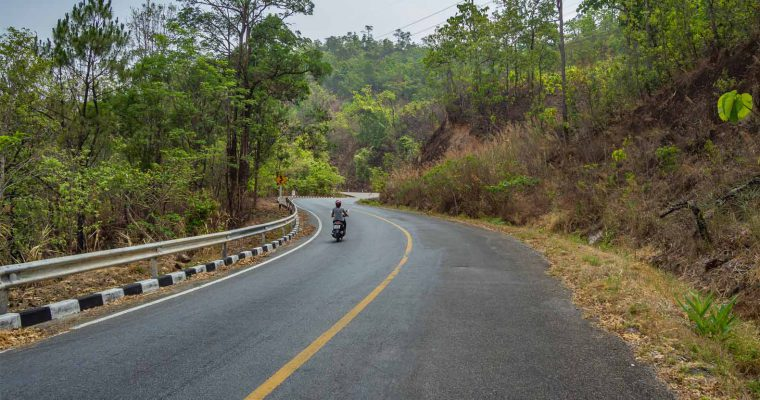Riding the Mae Hong Son Loop