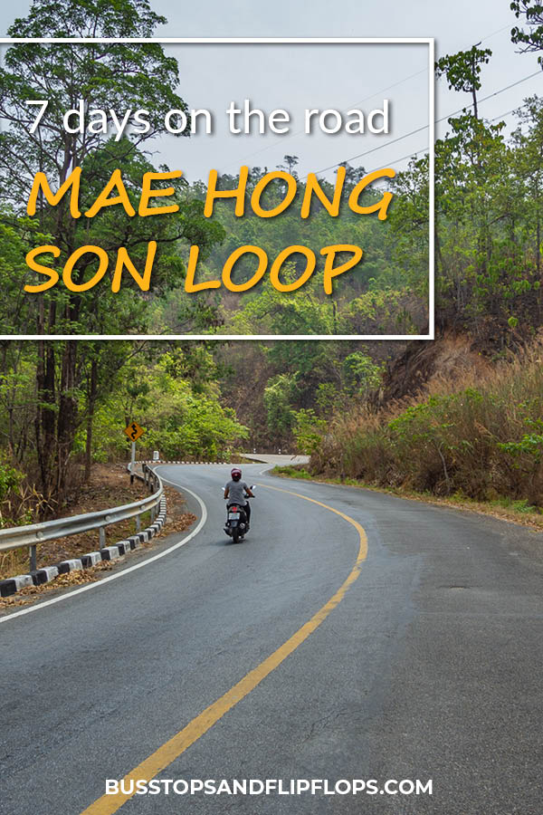 The Mae Hong Son loop is the most popular motorbike loop of Northern Thailand and for good reason. Check out how we spent 7 days on the road and be inspired to do the same!