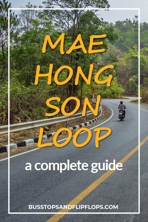 Your complete guide to riding the Mae Hong Son Loop. Our itinerary for 7 days on the road and tips on what to visit and where to stay.
