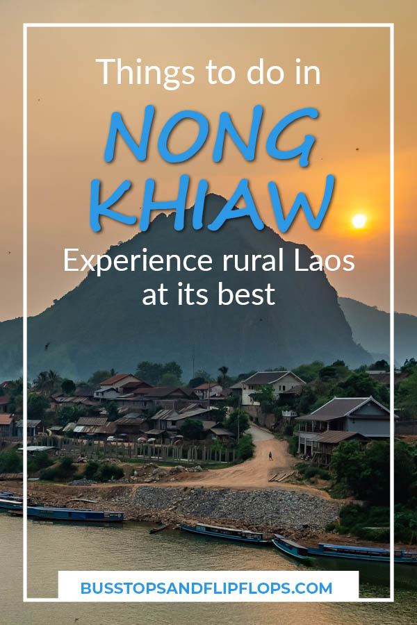 Experience rural Laos at its best in the northern village of Nong Khiaw. Discover this sleepy village by the Nam Ou river with its amazing waterfalls and caves.