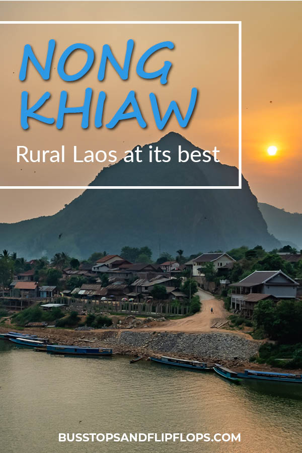 Nong Khiaw in Laos is the home of waterfalls, caves and rural villages. Get your dose of sunset views, relax and discover rural Laos at its best. Check out our complete guide!