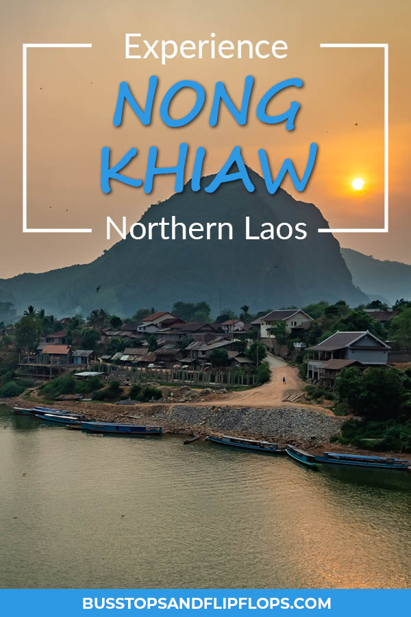 Nong Khiaw is the place to visit if you're looking to relax and get back to nature in Laos. Go hiking or kayaking, visit caves and waterfalls and watch the sunset from breathtaking viewpoints!