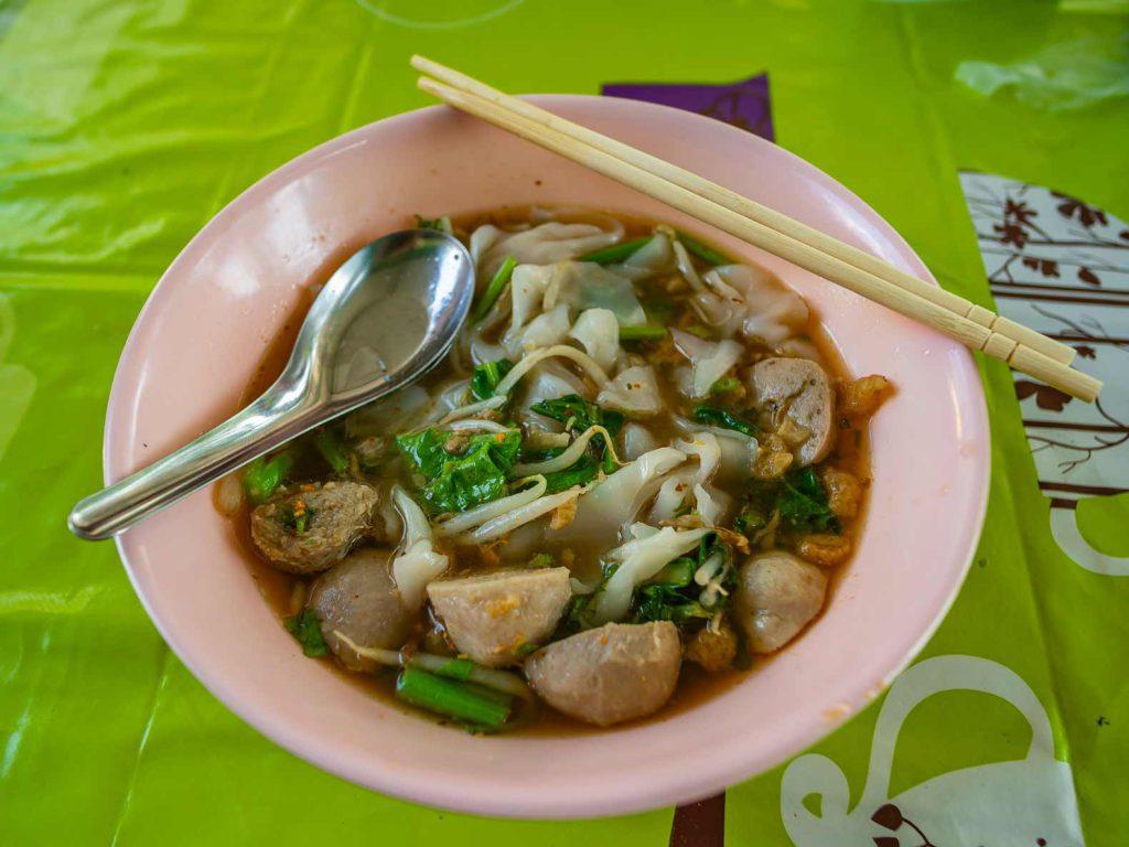 The best noodle soup ever