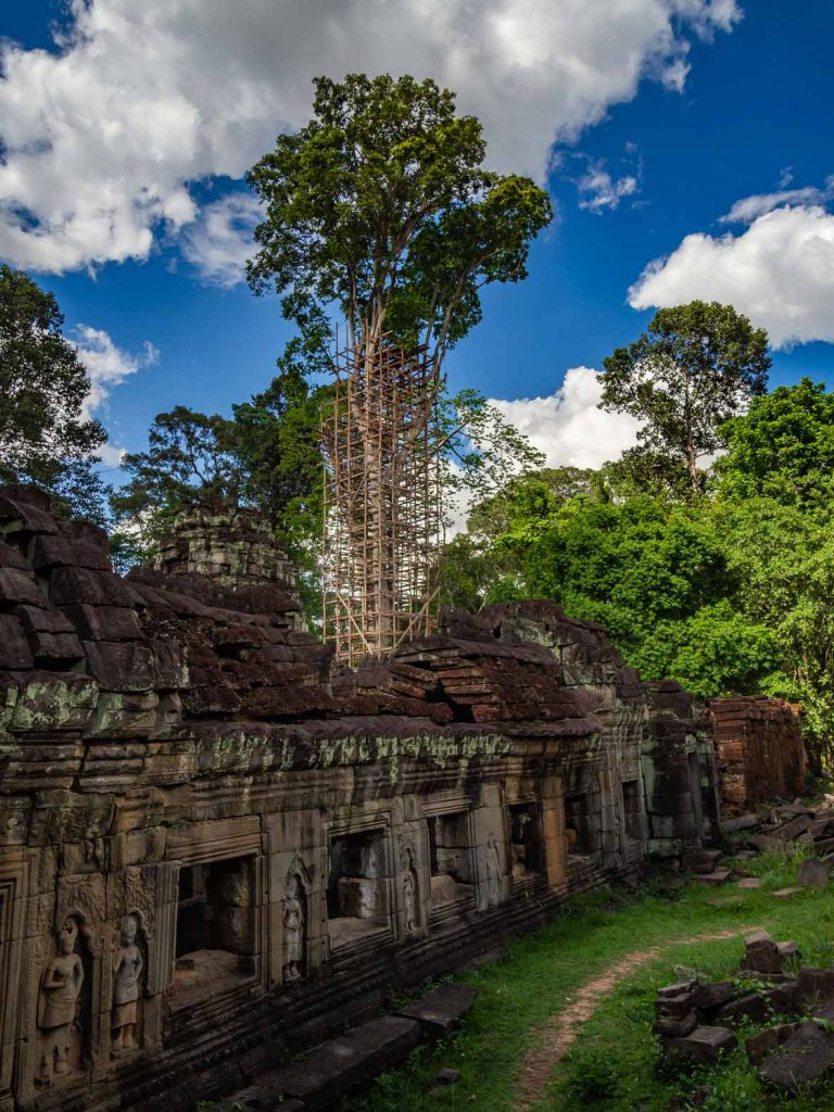 Preah Khan Temple: Angkor Wat without the crowds