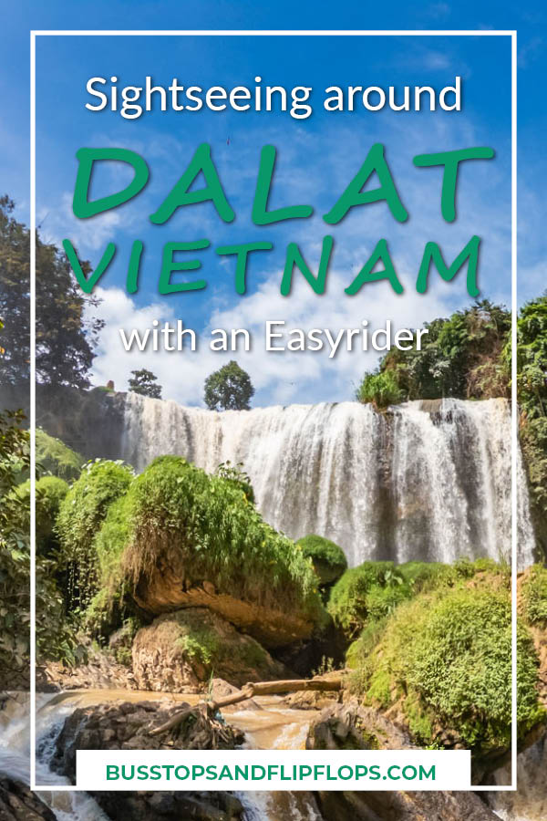 Our Dalat Easyrider showed us around the highlights of this Vietnamese city. Highlight for many Vietnames tourists, but off te Western tourist radar. Read all about how we experienced it!