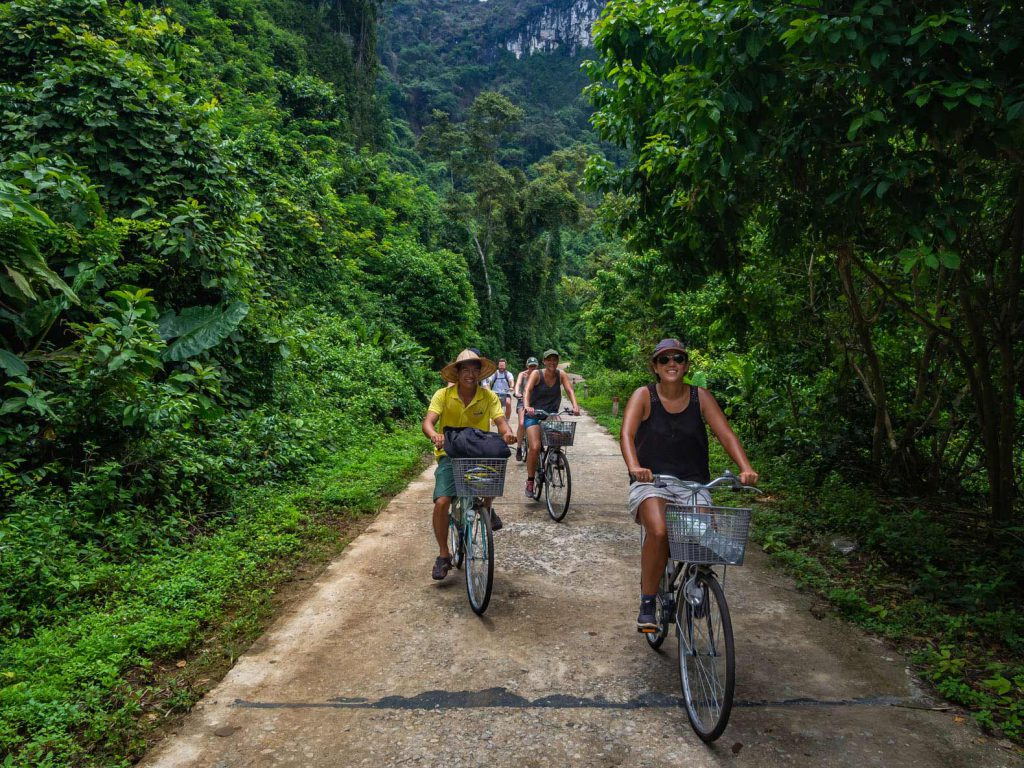 Cat Ba Island Bike Tour