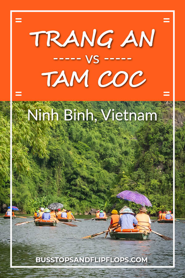 Are you planning a Ninh Binh boat tour, but can't decide between Trang An and Tam Coc? We're here to help you out! We've compared the two tours on five different aspects and found a clear winner. Go check it out!