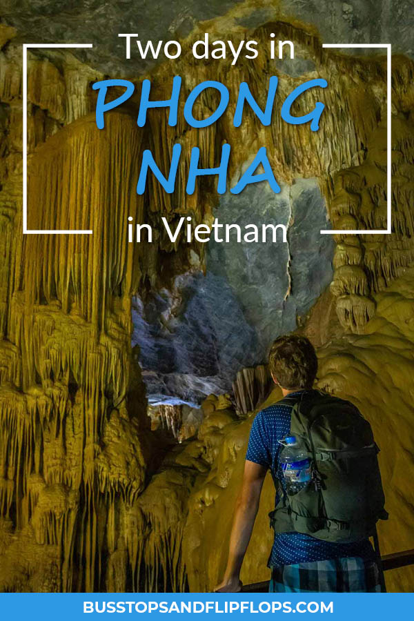 Phong Nha is one of the most overlooked and underrrated area's of Vietnam. Don't miss out on the possibility to visit the most stunning and largest caves in the world!