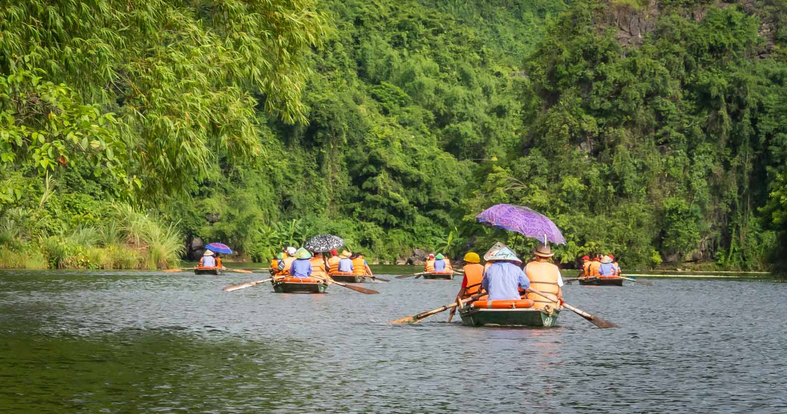 Trang An or Tam Coc: which Ninh Binh boat tour is best?