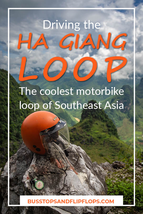 Driving the Ha Giang Loop was one of the coolest things we have done during our travels in Vietnam! Read all about our experiences and recommendations!