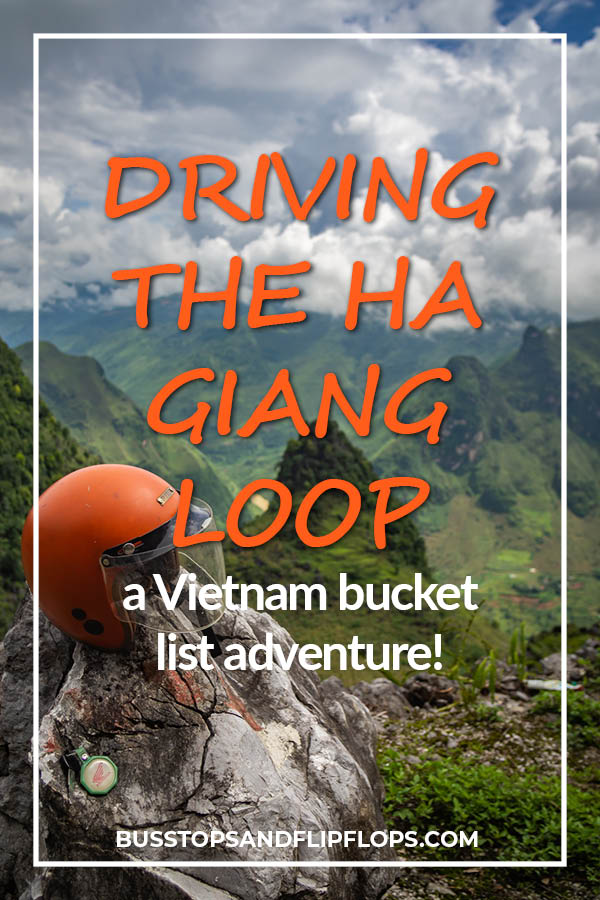 During our year of travel the Ha Giang Loop in Northern Vietnam was definitely one of the highlights. Four days of driving around on our rented motorbikes, through one of the most amazing landscapes we've ever seen, was absolutely fantastic. Check out our post and read all about our adventure!