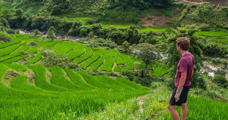 Our 2-day Off the Beaten Track Trekking in Sapa