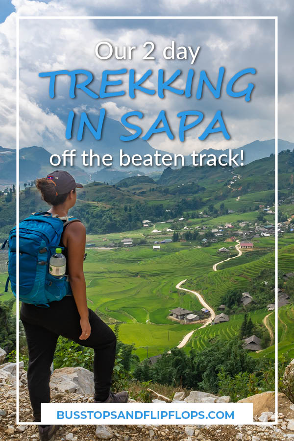 Do you think it's not possible to go off the beaten track in Sapa? Well, think again! Check out our 2 day trekking in Sapa experience and plan your own Sapa trekking with our tips!