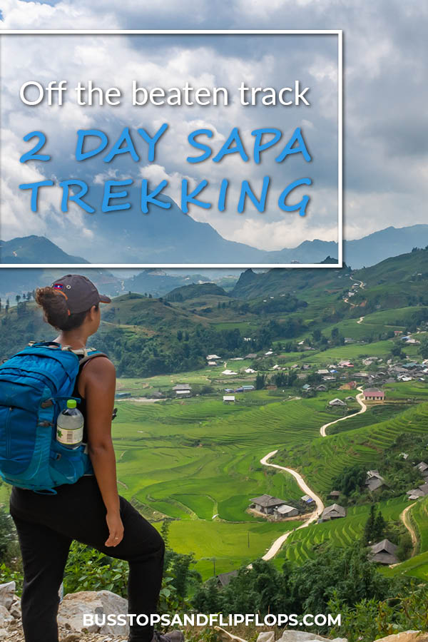 Trekking in Sapa can either be a once in a lifetime magical experience or a crowded, touristy affair. Do it our way and experience an off the beaten track Sapa trekking!