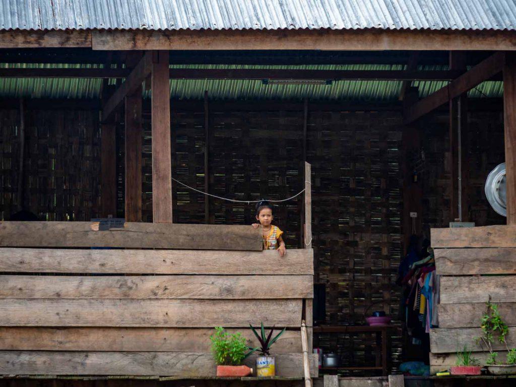 Laotian girl