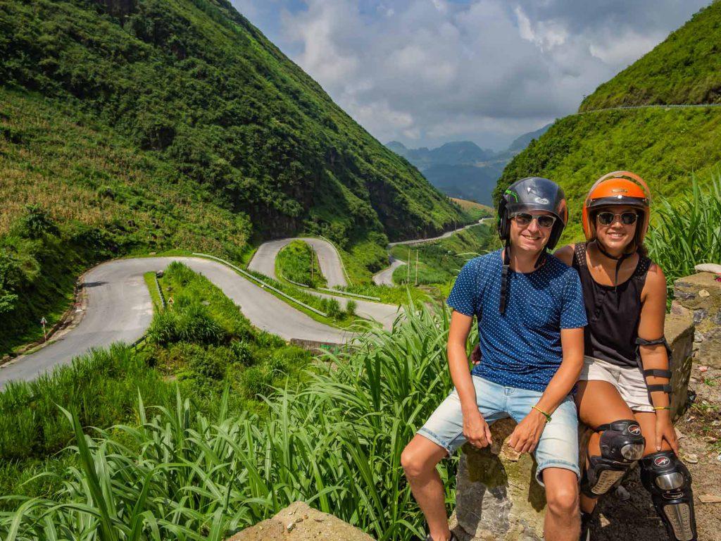 Ha Giang loop in Northern Vietnam