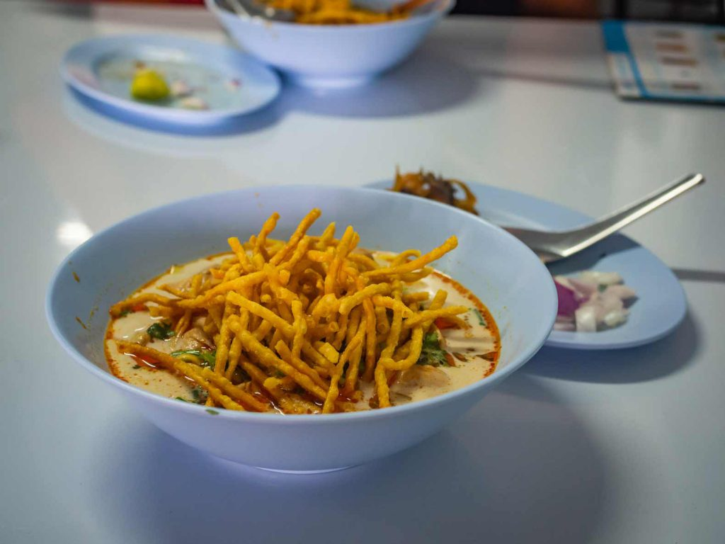 Oh beloved Khao Soi, we miss you already...