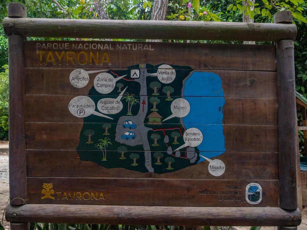 Parque National Natural Tayrona