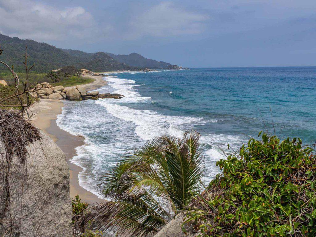 Tayrona National Park Beaches