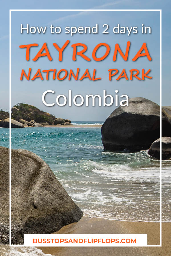 Everything you need to know before visiting Tayrona National Park. A complete practical guide to visiting Colombia's most famous national park. We'll tell you how to buy tickets, how to get there, where to sleep and much more!